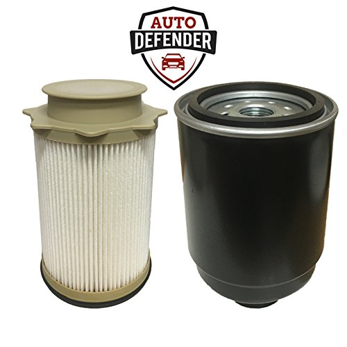 Dodge 6.7L Cummins Fuel Filter Water Separator set for '13-'18 Ram...