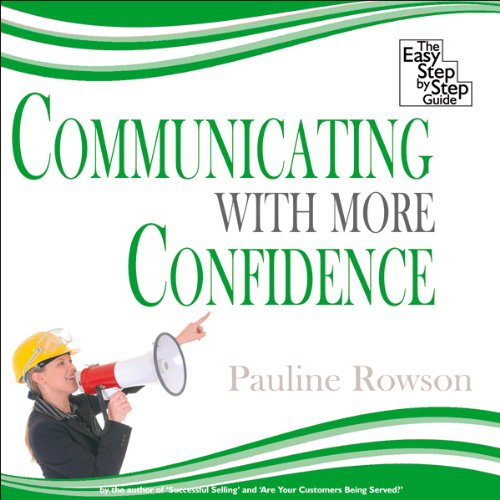 Communicating with More Confidence audiobook cover art
