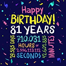 Best 81st birthday wishes Reviews