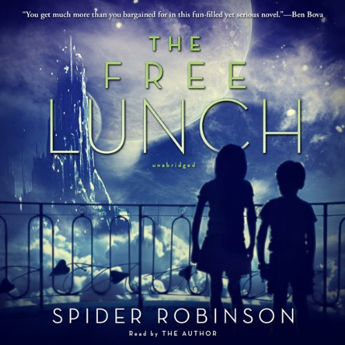 The Free Lunch audiobook cover art