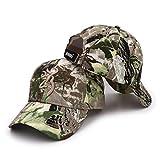Gorra De Camuflaje Del Ejército Para Mujer Para Hombre - Casqueta De Béisbol Sombreros De Camuflaje Para Caza Pesca Senderismo Actividades Al Aire Libre