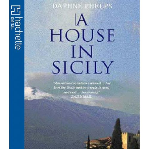 Couverture de A House in Sicily