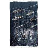 Fleet -- U.S. Navy -- Fleece Throw Blanket (36'x58')