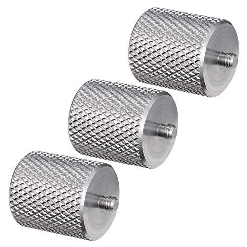 Andoer PT-10 20g * 3 Liga de alumínio contrapeso Gimbal balança contrapeso da lente compatível com DJI Osmo Mobile 3 / OM 4 Gimbal