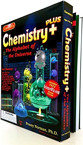 ¡no ser extrañado! Science Wiz SCW7810 Science Wiz Chemistry Chemistry Chemistry Plus by SCIENCE WIZ  ¡No dudes! ¡Compra ahora!