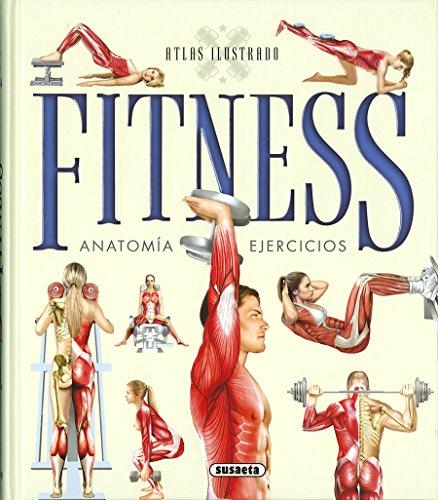 Atlas ilustrado fitness: Anatomia Ejercicios