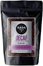 Bada Bean Coffee, Decaf, Roasted Beans. Fresh Roasted Daily. Award Winning Speciality Coffee Beans. 1000g (Whole Beans)