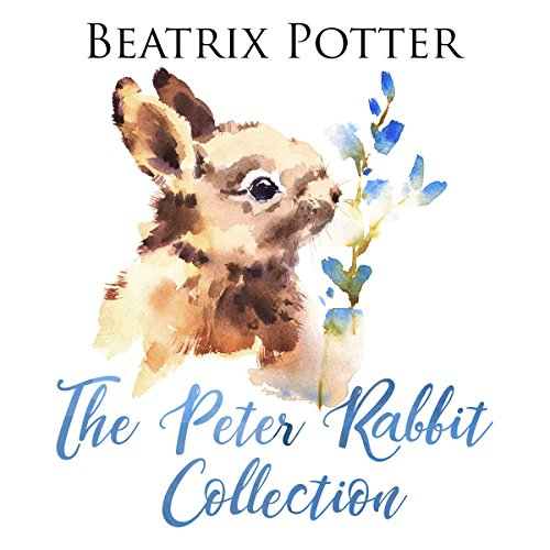 The Peter Rabbit Collection audiobook cover art