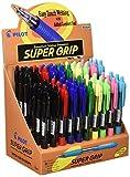 Pilot Super Grip - Expositor de 60 bolígrafos