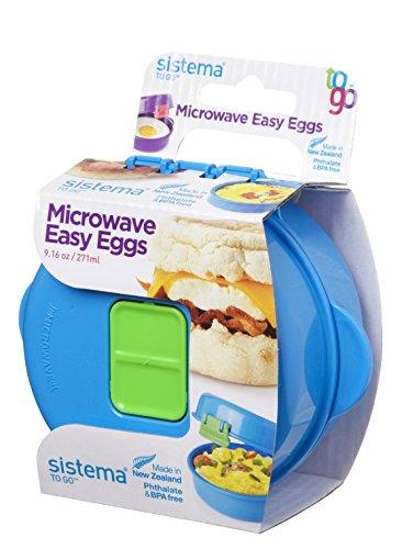 Sistema Easy Eggs To Go 9.16oz/271ML
