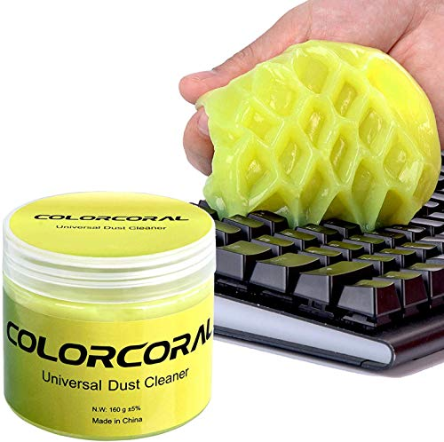 Keyboard Cleaner ColorCoral Cleaning Gel...