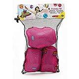 Soy Luna Skate-Schutzausrüstung, Color Rosa., tamaño Small