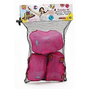 Soy Luna Disney Skate de Equipo de protección, L