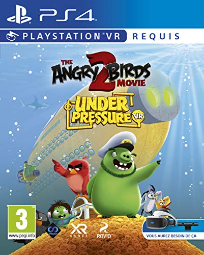 The Angry Birds Movie 2 Under Pressure PS4 VR Juego requerido