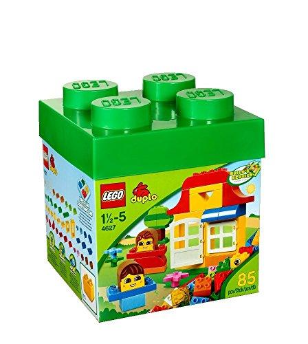 LEGO 4627 - Duplo Steine und Co Bauspaß Set