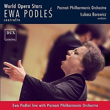 World Opera Stars: Ewa Podleś (Live)