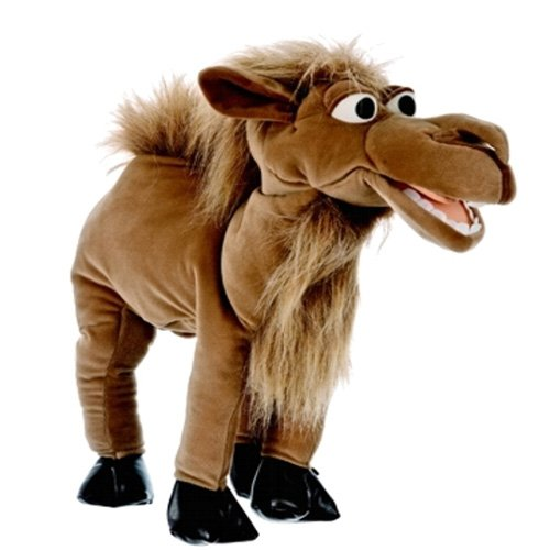 Living Puppets - Muñeca de mano, camel Kalle 65