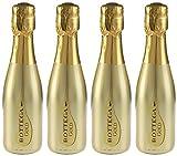 Bottega Gold Prosecco Wine 20 cl (Case of 4)