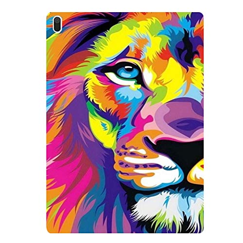 Videotronix Designer Printed Back Case, Soft Silicon Tablet Back Cover for Samsung Galaxy Tab S6 10.5 Inch SM-T860/T865/T867