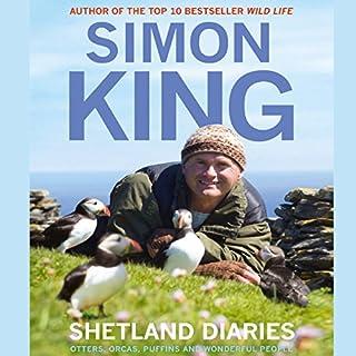 Shetland Diaries cover art