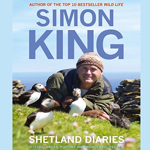 Shetland Diaries audiobook cover art