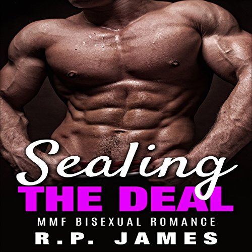 Sealing the Deal audiobook cover art