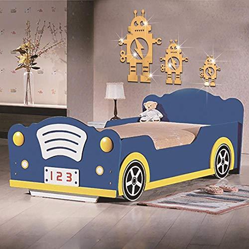 Kinder Spiegel Wandaufkleber Kinderzimmer 3D-Roboter kreative dreidimensionale Kristallacrylwandaufkleber,Golden