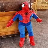 dingtian Jouet en Peluche 1 Pc 95 Cm Haute Qualité Super Héros Spider-Man Film Figure Doux en Peluche Spiderman en Peluche Jouet Poupée Cadeaux d'anniversaire pour Enfants