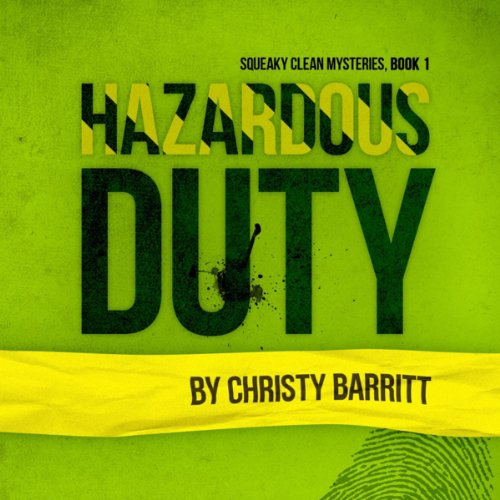 Hazardous Duty audiobook cover art