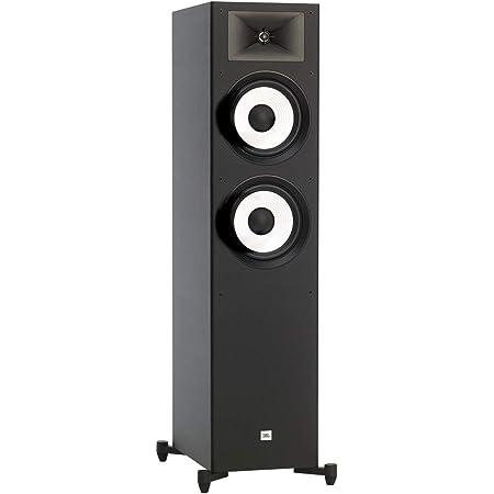 "JBL Stage 190 2.5-Way Dual 8"" Woofers 1"" Alluminum Tweeter Floor Standing Speaker"