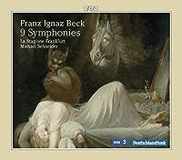 フランツ・イグナーツ・ベック[1734-1809]:9つの集(Franz Ignaz Beck:9 Symphonies)[3CDs]