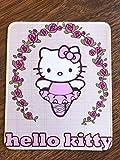 Hello Kitty - Alfombrilla para ratón con diseño de gatito rosa