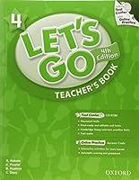 Let's Go 4/E: 4 Teacher's Book