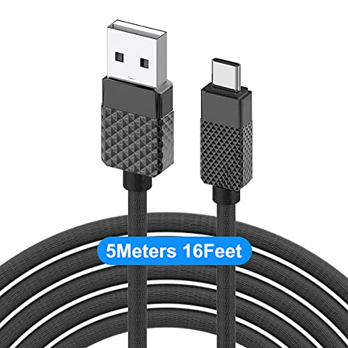 Cable USB C Cable De Carga USB Tipo C De 5 m...