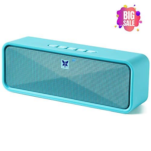 Altavoz Bluetooth Portátil, Axloie Caja Inalámbrica Bluetooth 5.0 Sonido