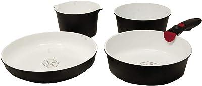 Westinghouse Oven Safe 5-Piece Cookware Set