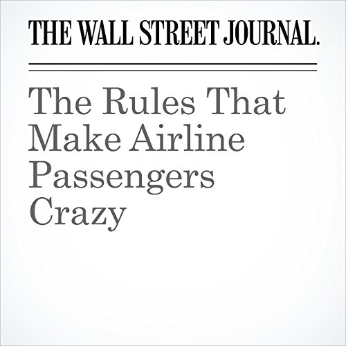The Rules That Make Airline Passengers Crazy audiobook cover art