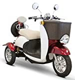 EW-11 Sport  Scooter  Euro Style Design Red