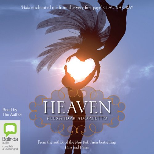 Heaven audiobook cover art