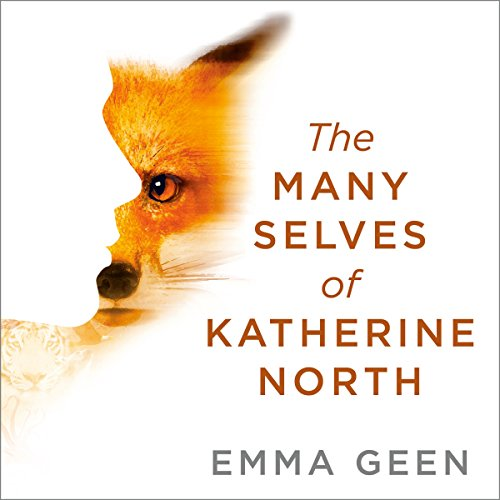 The Many Selves of Katherine North audiobook cover art