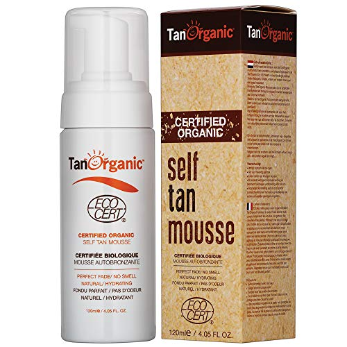 TanOrganic Autobronceador corporal - 120 ml