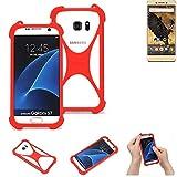 K-S-Trade® Mobile Phone Bumper For Allview P8 Pro Silicone
