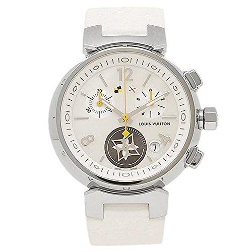 [ルイヴィトン]時計 Q132C2 タンブール ラブリーカップMM ブロンシュ クォーツ レディース ホワイト [並行輸入品]