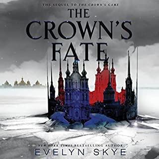 The Crown's Fate                   By:                                                                                                                                 Evelyn Skye                               Narrated by:                                                                                                                                 Steve West                      Length: 11 hrs and 10 mins     117 ratings     Overall 4.3