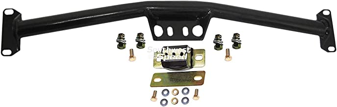 NEW SOUTHWEST SPEED TUBULAR TRANSMISSION CROSSMEMBER AND POLYURETHANE MOUNT FOR 1963-1972 CHEVY AND GMC TRUCK'S WITH POWERGLIDE, TURBO TH 350, TH 400, 700R4, MUNCIE, SAGINAW, 3 & 4 SPEED, TRIM-TO-FIT TRANSMISSION MOUNT WITH HARDWARE, C10 C20 C30 C15 C25 C35 1000 1500 2500 3500 3000 3500 C1500 C2500 C3500