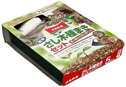 メネデール さし木・種まきセット 5L 黒