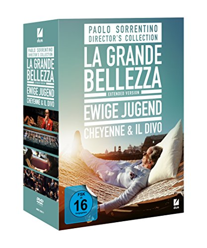 Paolo Sorrentino Director's Collection [4 DVDs]