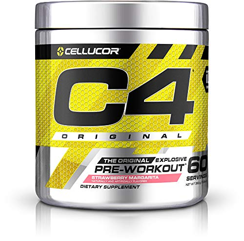 Cellucor C4-60 Servings (Strawberry Margarita)