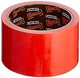 Miarco 10708 Americana Brico, 50 mm x 10 m, Rojo