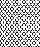 7mm Polyester Hex Mesh - Black